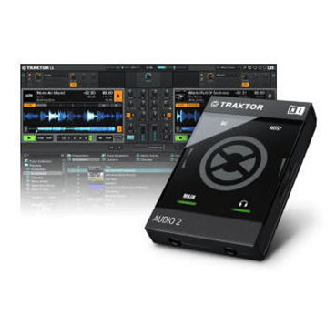 iClons Studio Grabacion Native Instruments Traktor Audio 2 MK2 1