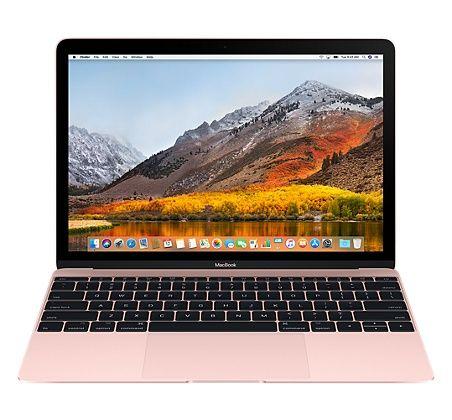 MacBook 12'' Rose Gold