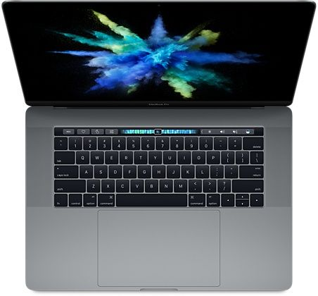 Macbook Pro 15'' space gray Touch
