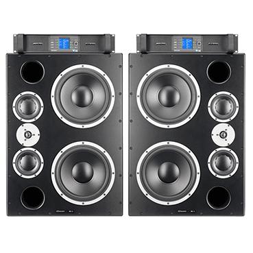 DYNAUDIO M3-X3 PACKAGE ( 2 X M3-XE + 2 X PLM10000Q)
