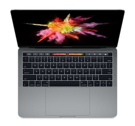 Macbook Pro 13'' space gray Touch