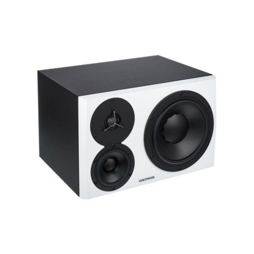 Dynaudio LYD-48 White Left Lateral