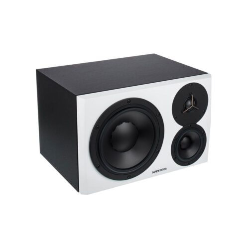 Dynaudio LYD-48 White Right Lateral