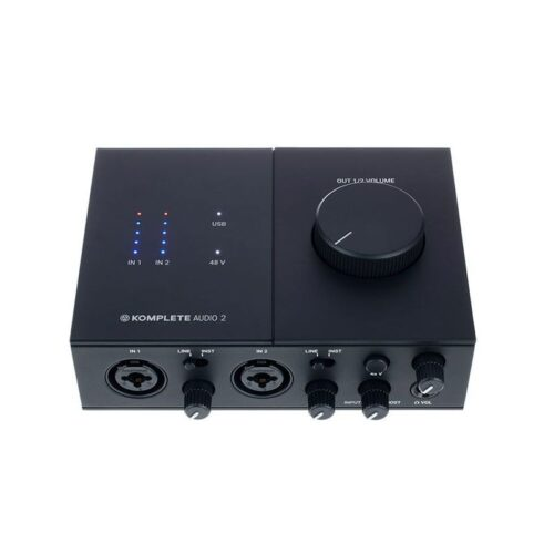KOMPLETE AUDIO 2