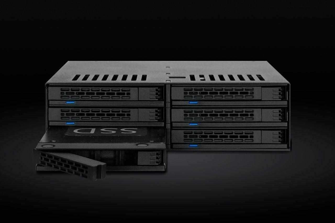 iClon-Rack-Bahía-Frontal-6x-SSD-HDD-compres