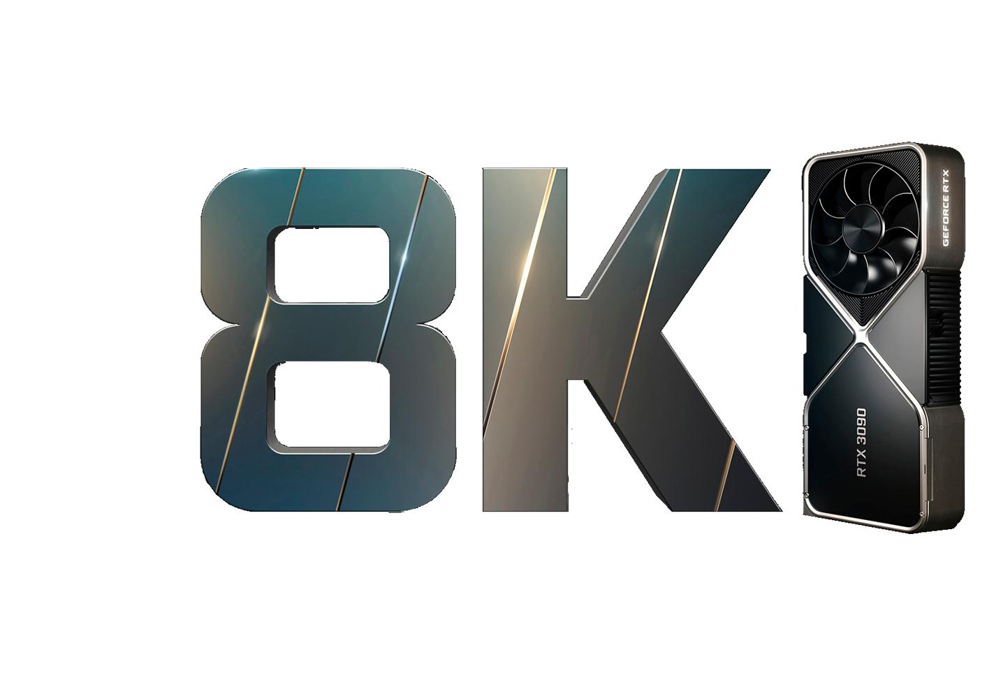 NVIDIA 8K